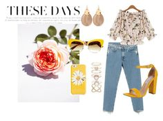 """""""Spring mood"""" by gabriela-kiteva on Polyvore featuring Acne Studios, Steve Madden, Kate Spade, Dolce&Gabbana, Alexis Bittar and Accessorize"""
