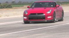 Vision Automotriz Nisssan GT R Prueba de manejo
