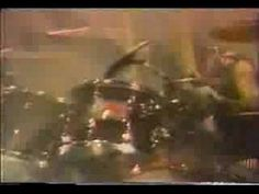 Cozy Powell Drum Solo with Whitesnake