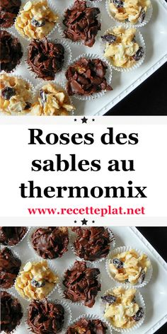 Desserts With Biscuits, Mini Desserts, Thermomix Desserts, Biscotti, Granola, Food And Drink, Tasty, Nutrition, Cooking