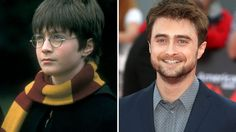 Harry Potter' Stars, Then and Now: Daniel Radcliffe, Emma Watson ...