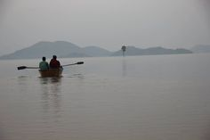Memorable #Boating near Darbargadh Kadval Heritage.