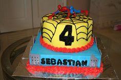 Spiderman-Birthday-Cake-Ideas.jpg (1600×1067)