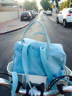 Riding fashionably