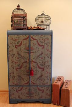 French Armoire/ Wardrobe by LaVantteHome on Etsy