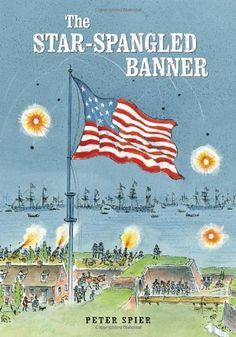 The Star-Spangled Banner by Peter Spier http://www.amazon.com/dp/0385376189/ref=cm_sw_r_pi_dp_QZu-tb1YJD8EH