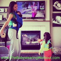 Testimonials for The Babywearing Workout™️... See what Mom's who've done it think about it!