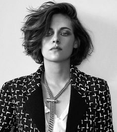 Kristen Stewart for Nylon, September 2015