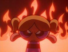 powerpuff girls aesthetic Image about red in cartoon aesthetics by yeaspic Cartoon Wallpaper, Iphone Wallpaper, Mood Wallpaper, Cartoon Icons, Cartoon Memes, Cartoon Characters, Tumblr Cartoon, Cartoon Art, Vintage Cartoons