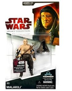 Star Wars Legacy Collection Wave 9  Malakili Action Figure ** You can find more details by visiting the image link.Note:It is affiliate link to Amazon.