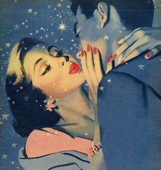 1950s kiss