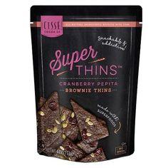 Cisse Super Thins Cranberry Pepita (12x4 Oz)