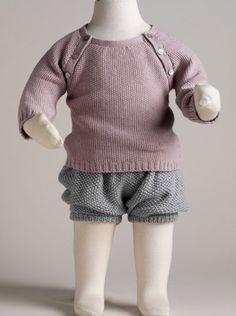 $83  TANE organics Moss Stitch Raglan Sweater