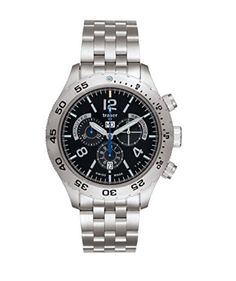Traser Tritium Watch - Classic Collection - Master Chronograph w  Leather  Strap  f543d05fec1