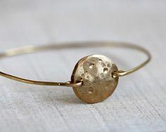 Moon bangle - praxis jewelry