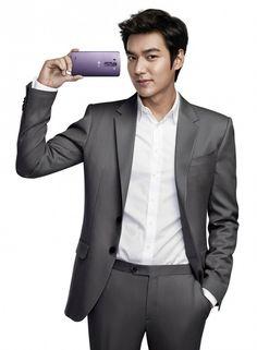 nice Lee MinHo for LG G3 0^◇^0)/