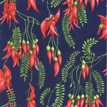 Featuring a beautifully illustrated kaka beak plant, this Kiwiana Kaka Beak Cotton Fabric is perfect for a range of quilting, sewing and general home decorat. Amelia Wedding, Kiwiana, Fabric Online, Native Plants, New Zealand, Graffiti, Cotton Fabric, Gift Wrapping, Quilts