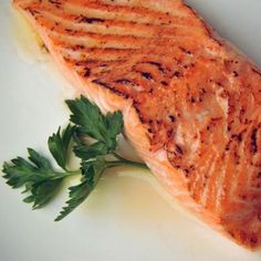 Honey Mustard Glazed Salmon - Easy Healthy Meals: Fast and Easy Dinner Recipes - Shape Magazine