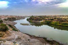 Upper Atbara River  نهر أعالي عطبرة #السودان  (By Marthad Salah El-Din)  #sudan #atbara #river