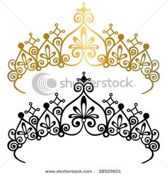 princess tiara by blue67design on shutterstock