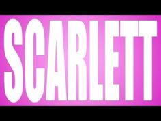I executive produced the world's first video baby book. Check it out :) Episode: SCARLETT #Scarlett #BabyNames #Babies #Baby Clothes #Jumpers #Strollers #Maternity