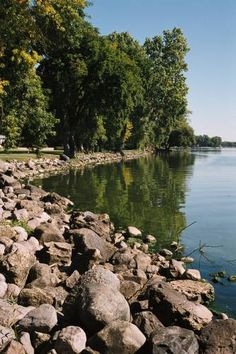 Neenah, Wisconsin - Where my roots are.  Grew up a few block from the lake.