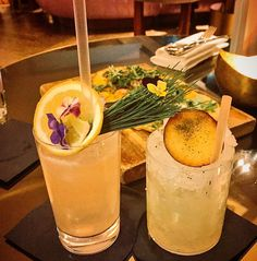 The drinks at @dandelyanbar at @mondrianldn are actually divine! And so inventive! #cocktails  #catchups