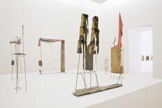 Fausto Melotti at Museo D'arte Contemporanea Donna Regina, love this man!