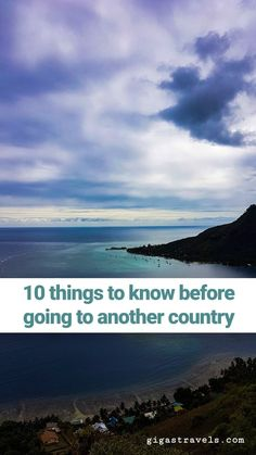 If it is your first time travelling internationally or maybe it's been a while, here are 10 things you need to know before travelling to another country. Travel Itinerary Template, Travel Checklist, Packing Tips For Travel, International Travel Tips, Travel Route, South America Travel, Things To Know, Time Travel, Travel Destinations