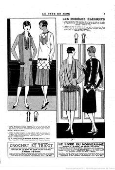 La Mode du jour   1926-03-25   Gallica