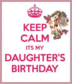 Happy Birthday Quotes For Daughter From Mom