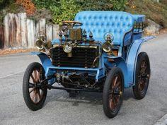 Bardon Type A Tonneau – 1900