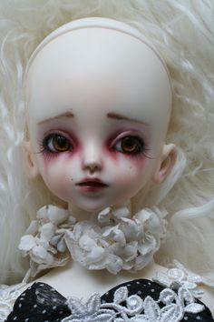 Bjd doll June from Dollzone by heliantas on Etsy