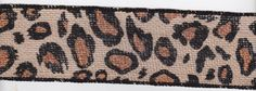 2.5In Burlap Ribbon  Animal Prints  Choose by CountryCroppers, $1.74