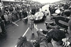 Le Mans 24H first win for Ford GT40