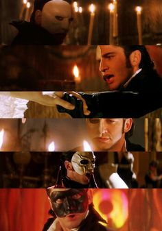 Erik... Gerik... simply Phantom of the Opera and his many faces ♡
