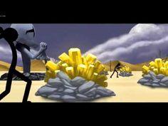 Müthiş Çubuk Adam Ordusu - Animasyon(kısa film) HD