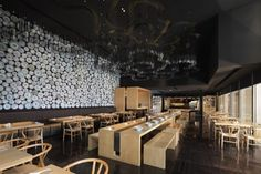 Great Restaurant Wall; Stunning