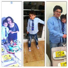 Happybirthday Nasuh Mert & 4 years