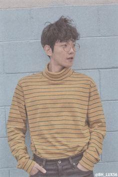 Baekhyun - 160611 'EX'ACT' album contents photo - [SCAN][HQ] Credit: BH_LUX56.