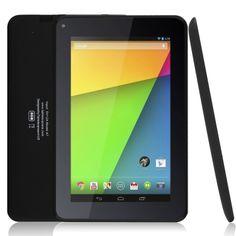 AKASO KingPad 7-Inch, Google Android 4.2, Dual Core A20 Tablet PC, Allwinner A20 Dual Core Cortex A7 CPU, 8GB,...