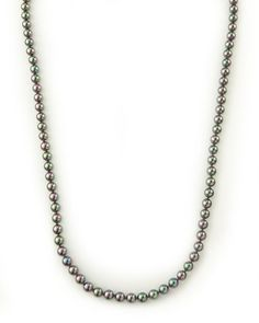 Tahitian Pearl Necklace by Majorica at Neiman Marcus Last Call.