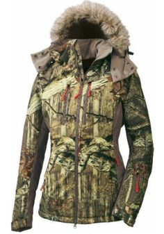 Cabelas Canada - Clothing - Women's Hunting - Cabela's Women's OutfitHer Insulated Jacket