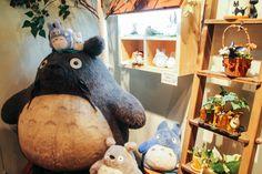 Totoro - Studio Ghibli store