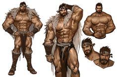 图片中可能有:5 位用户 Fantasy Character Design, Character Creation, Character Design Inspiration, Character Concept, Character Art, Concept Art, Fantasy Art Men, Fantasy Warrior, Dnd Characters