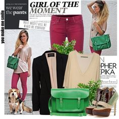 """""""Jewel Colors"""" by bklana on Polyvore"""