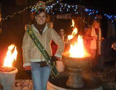 Annual Le Feu et L'Eau (Fire & Water) Festival in Arnaudville