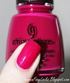 China Glaze Ahoy