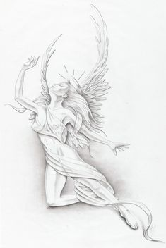 angel II by markfellows.deviantart.com on @DeviantArt