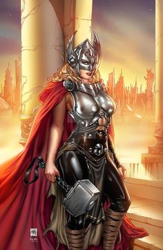 Hot Comic Babes — phrrmp: Baroness GI Joe image) by Prywinko Heros Comics, Marvel Comics Art, Marvel Heroes, Thor Marvel, Marvel Women, Marvel Girls, Comics Girls, Marvel Females, Thor Valkyrie